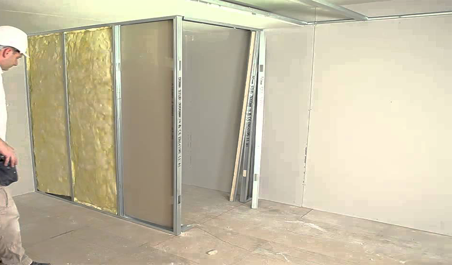 Fire rated Partitions India