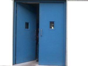 High STC Acoustic Steel Doors