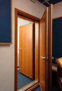 Studio Acoustic Doors