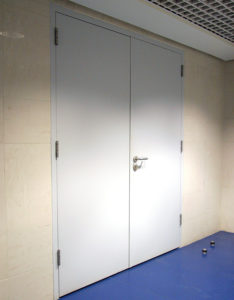 one hour rated Steel Fire Doors