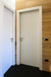 Wooden Fire Doors