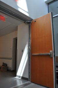 Auditorium Acoustic Doors