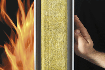 Fire Rated Drywall Partitions