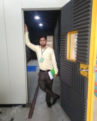 Noise Test Chamber India