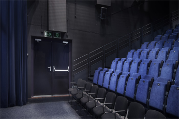 Theater Hall Acoustic Doors
