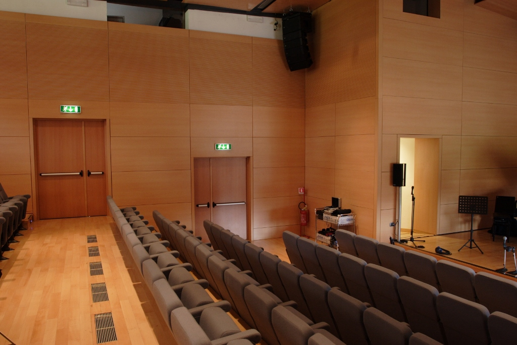 Theater Soundproof Fire Doorsa