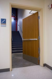 2 Hour rated Wooden Fire Doors