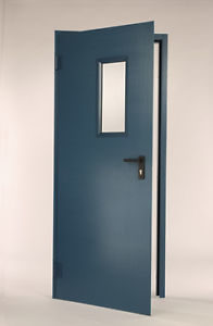 Steel Fire Doors India